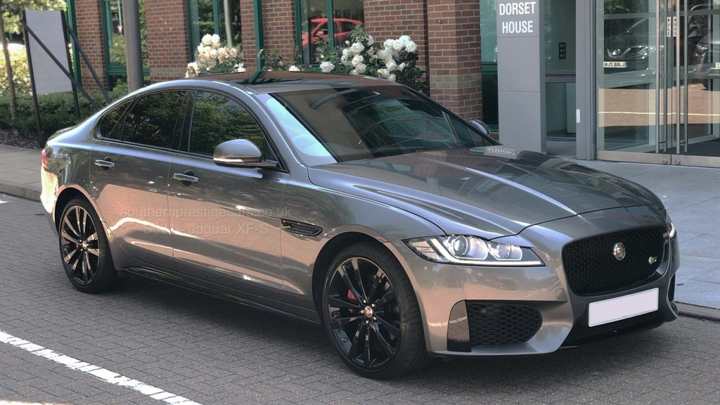 used Jaguar XF V6 S Auto (s/s) 4dr in surrey
