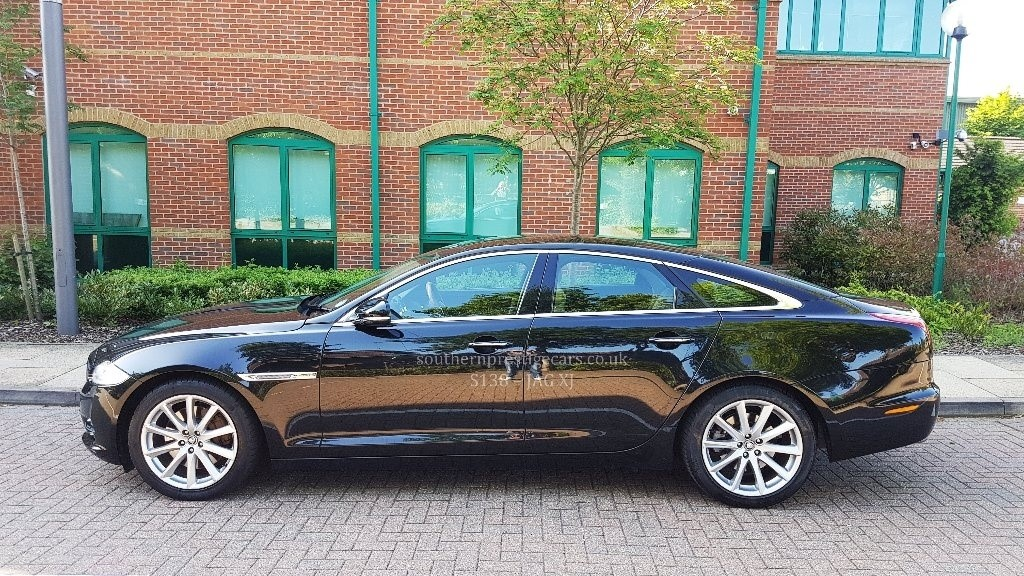 Used Black Jaguar XJ for Sale | Surrey