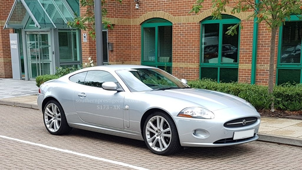 used Jaguar XK V8 2dr in surrey