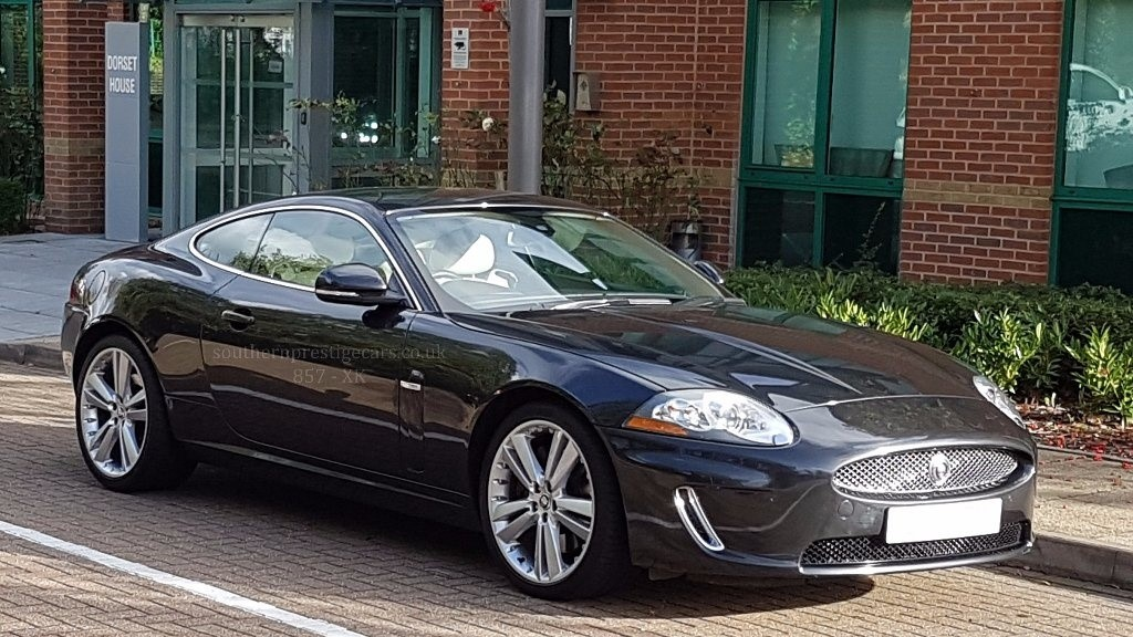 used Jaguar XK V8 Portfolio 2dr in surrey