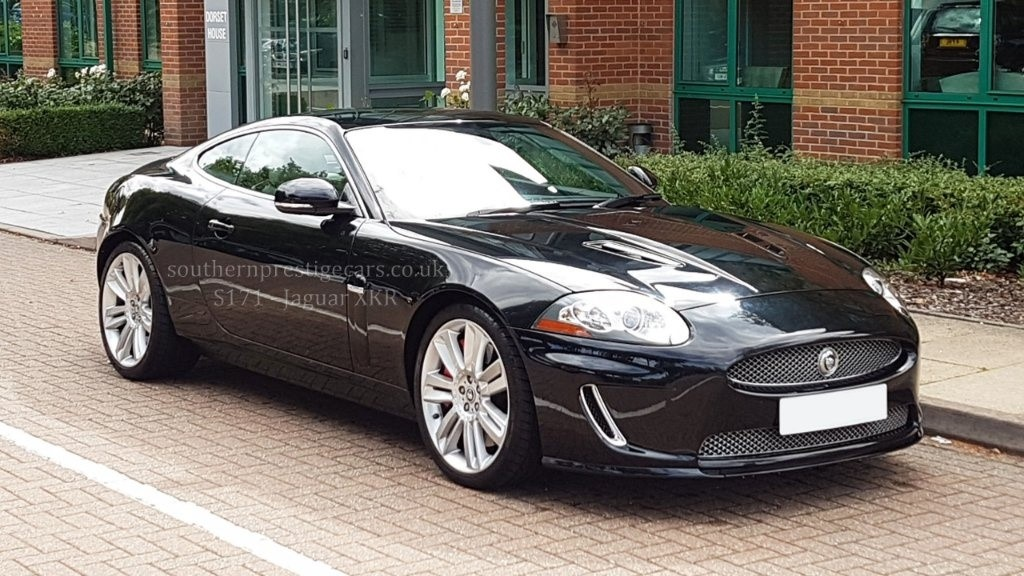 used Jaguar XKR Supercharged 2dr in surrey