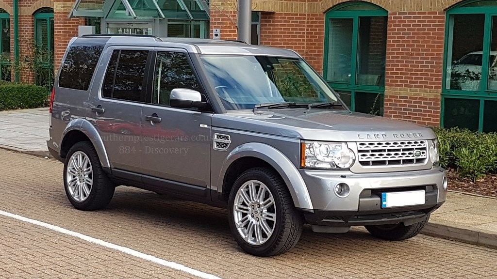 Used Land Rover for Sale in Leatherhead, Southern Prestige Cars |