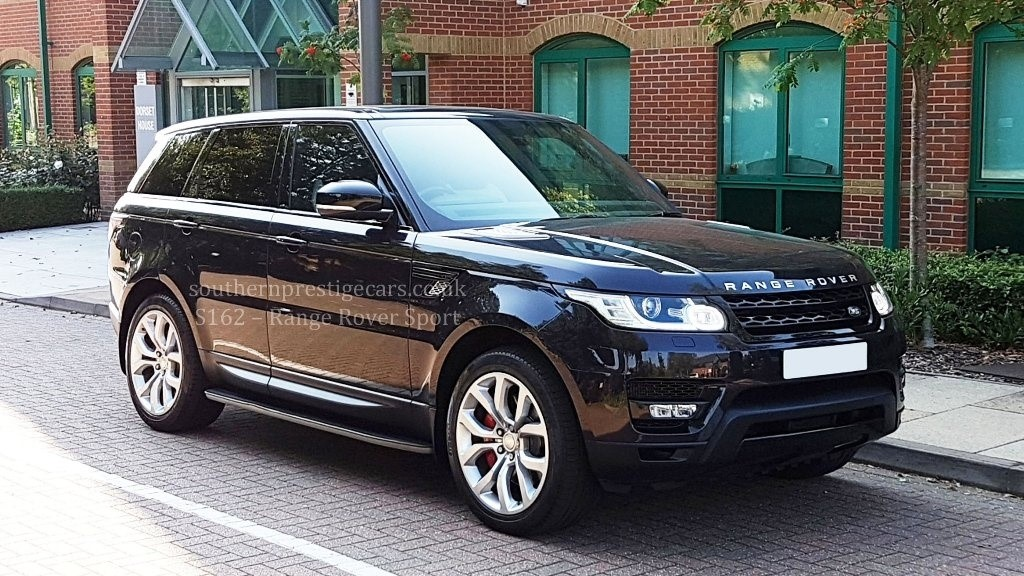 used Land Rover Range Rover Sport SD V8 Autobiography Dynamic 4X4 (s/s) 5dr in surrey