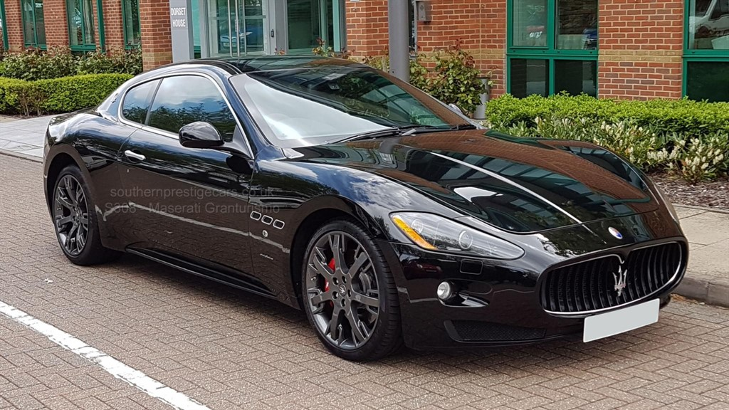 used Maserati Granturismo S MC Shift 2dr in surrey