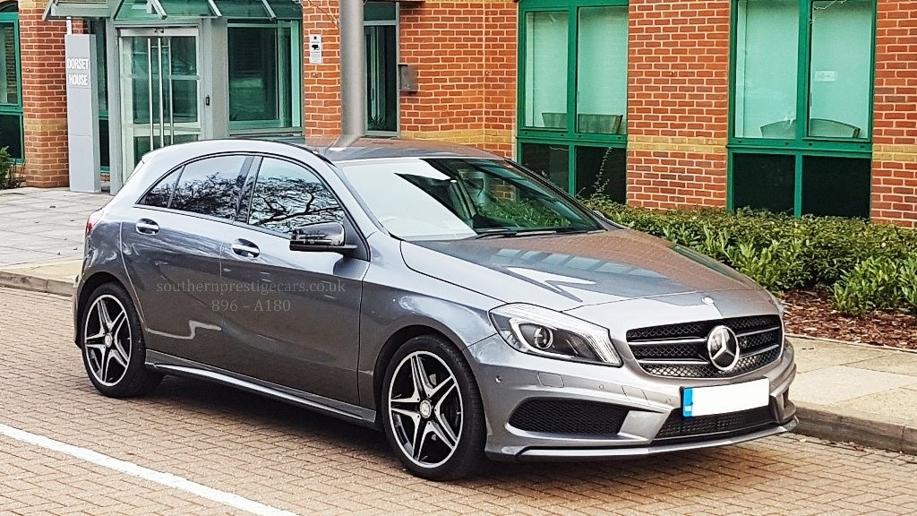 used Mercedes A180 CDI A Class AMG Sport 7G-DCT 5dr in surrey