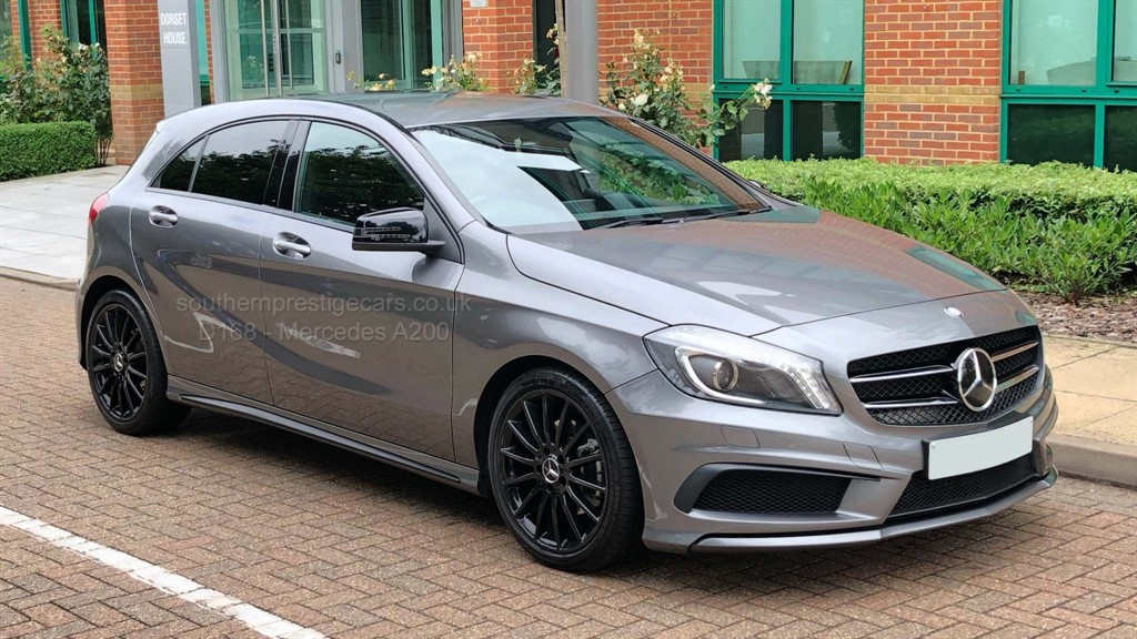 used Mercedes A200 A Class AMG Sport 5dr in surrey