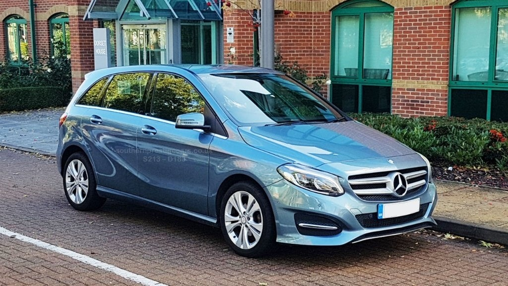 used Mercedes B180 CDI B Class Sport (Premium) 5dr in surrey