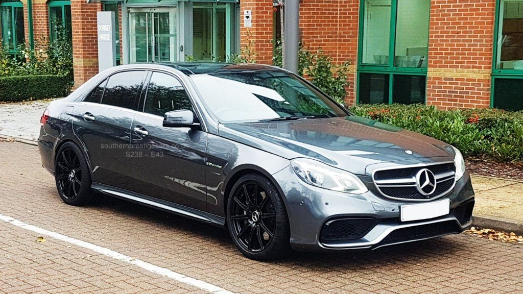 used Mercedes E63 AMG E Class MCT 4dr in surrey