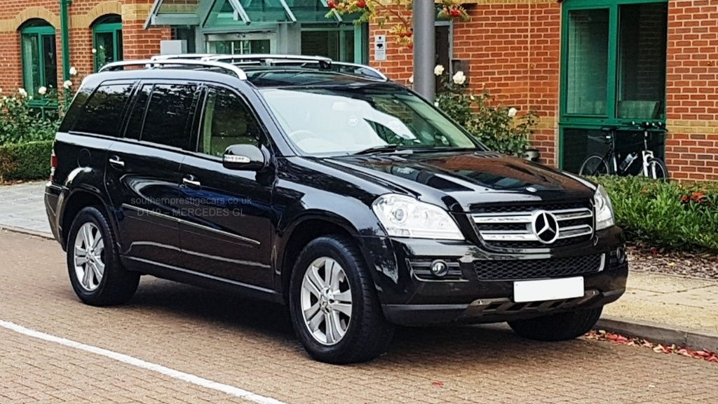 used Mercedes GL Class GL420 CDI 5dr in surrey
