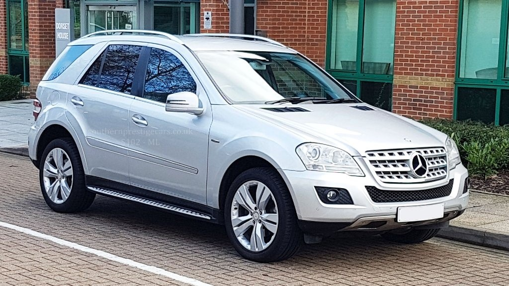 used Mercedes ML300 M Class CDI BlueEFFICIENCY Sport 5dr in surrey