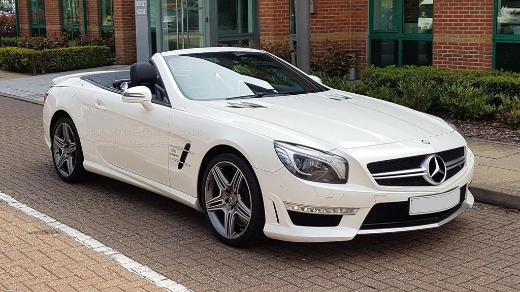 used Mercedes SL Class SL63 AMG 2dr in surrey
