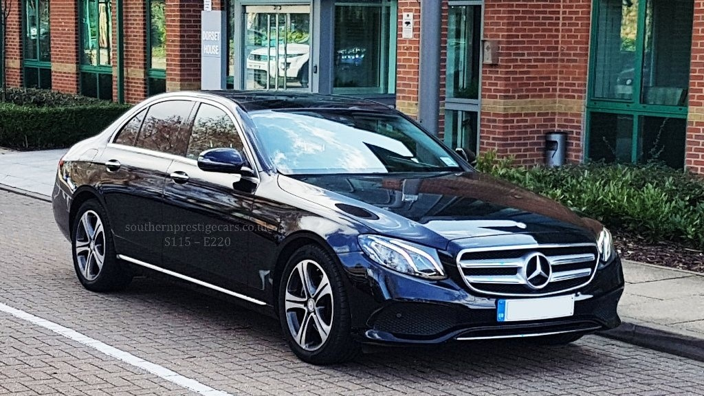 used Mercedes  E Class E220d SE 9G-Tronic (s/s) 4dr in surrey