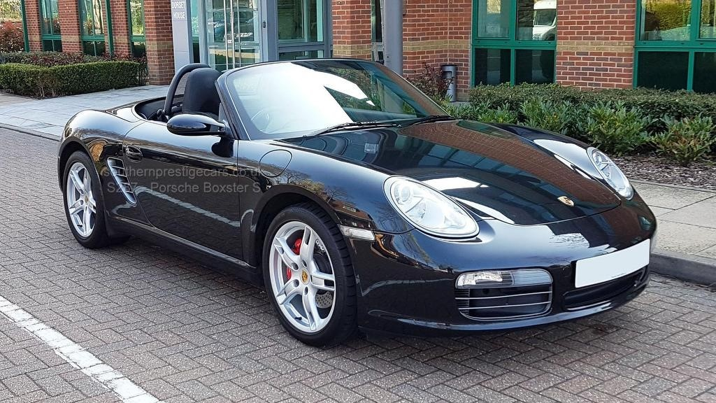 used Porsche Boxster 987 S 2dr in surrey