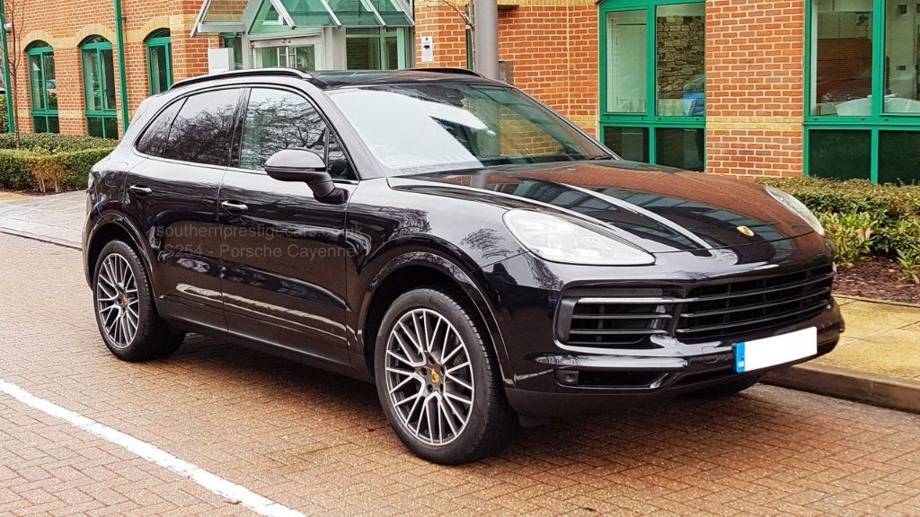 used Porsche Cayenne V6 Tiptronic S AWD (s/s) 5dr in surrey