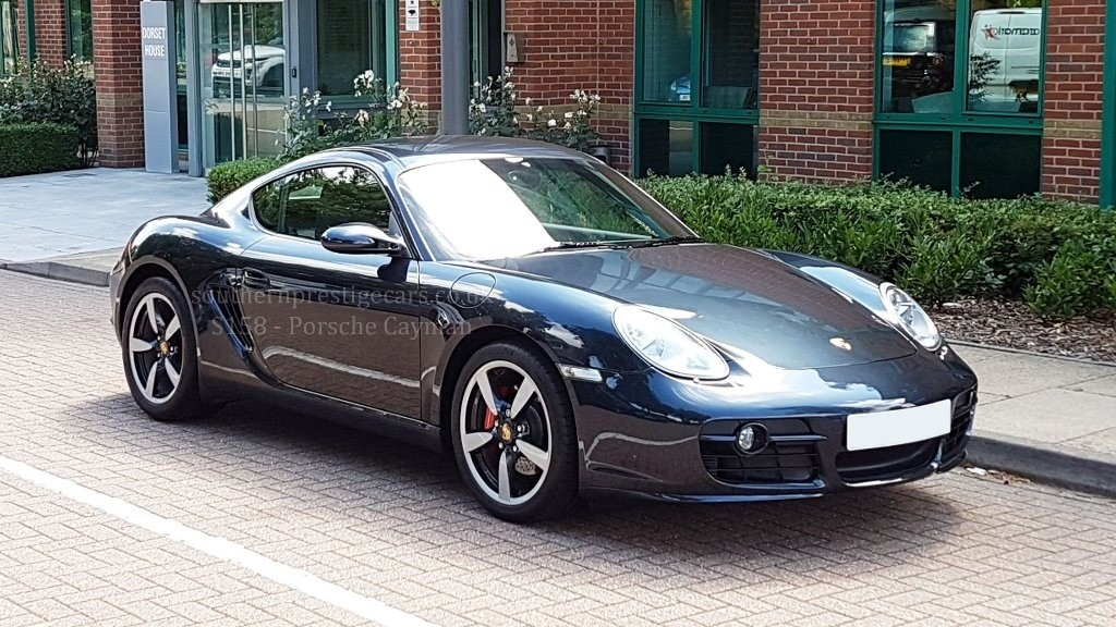 used Porsche Cayman 987 S 2dr in surrey