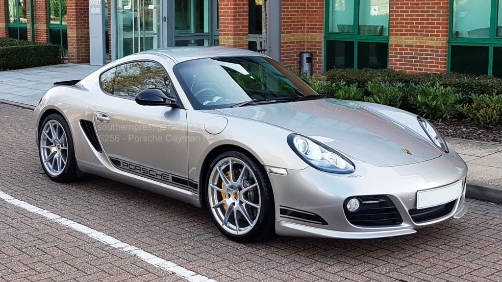 used Porsche Cayman 987 R 2dr in surrey