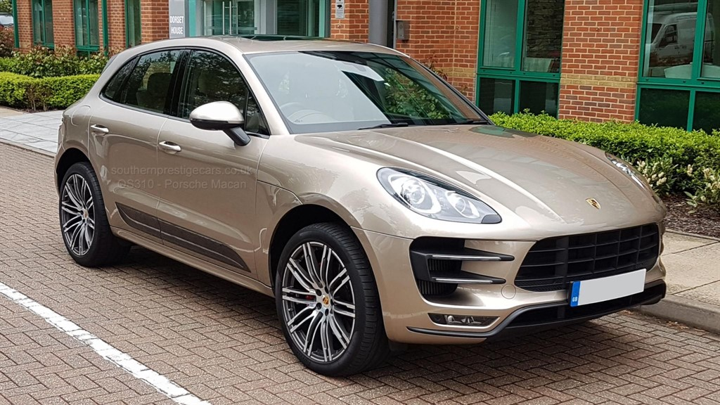 used Porsche Macan V6 Turbo PDK AWD 5dr in surrey