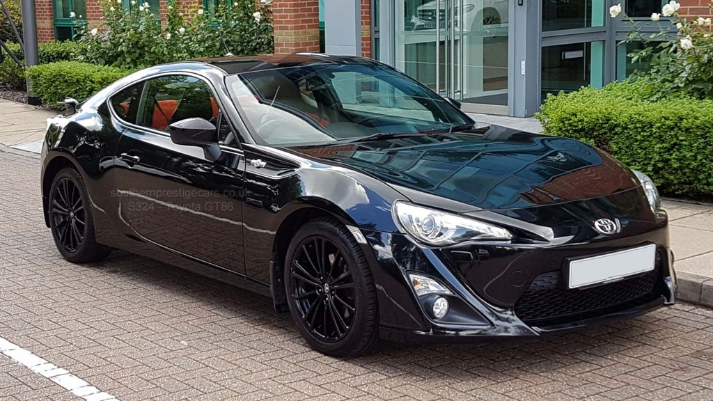used Toyota GT86 D-4S GT86 3dr in surrey