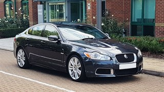 Jaguar XFR for sale