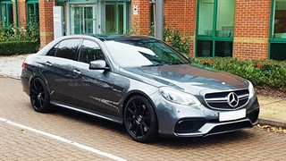 Mercedes E63 AMG for sale