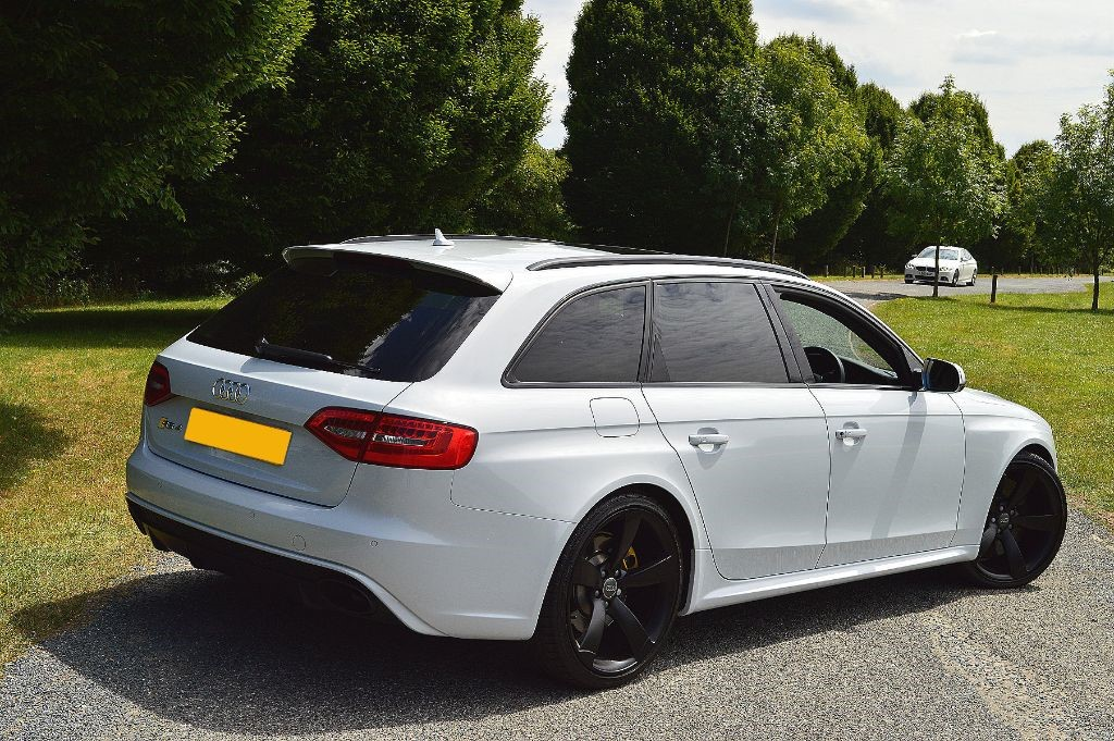 Audi rs4 for sale uk only