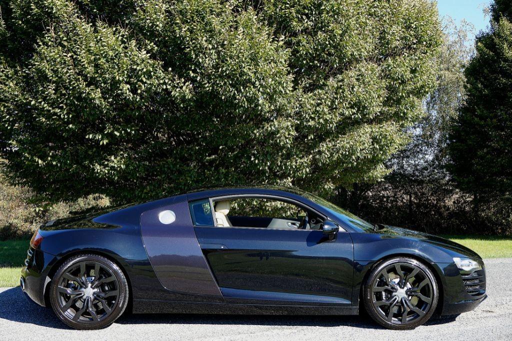 Used Phantom Black Audi R For Sale Essex - Black audi r8