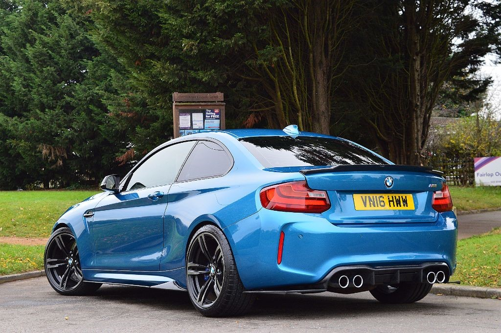 Used Long Beach Blue BMW M2 for Sale  Essex