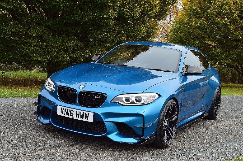 Used Long Beach Blue BMW M For Sale Essex - Blue bmw