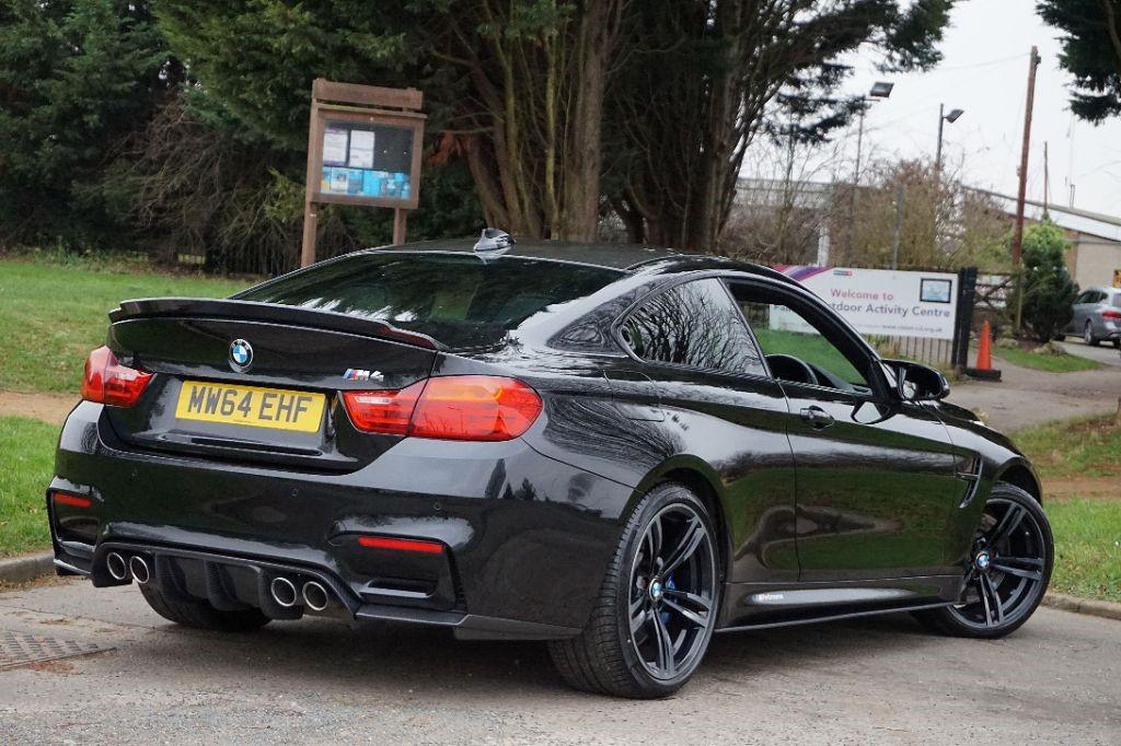 Used Sapphire Black BMW M For Sale Essex - Black bmw m4