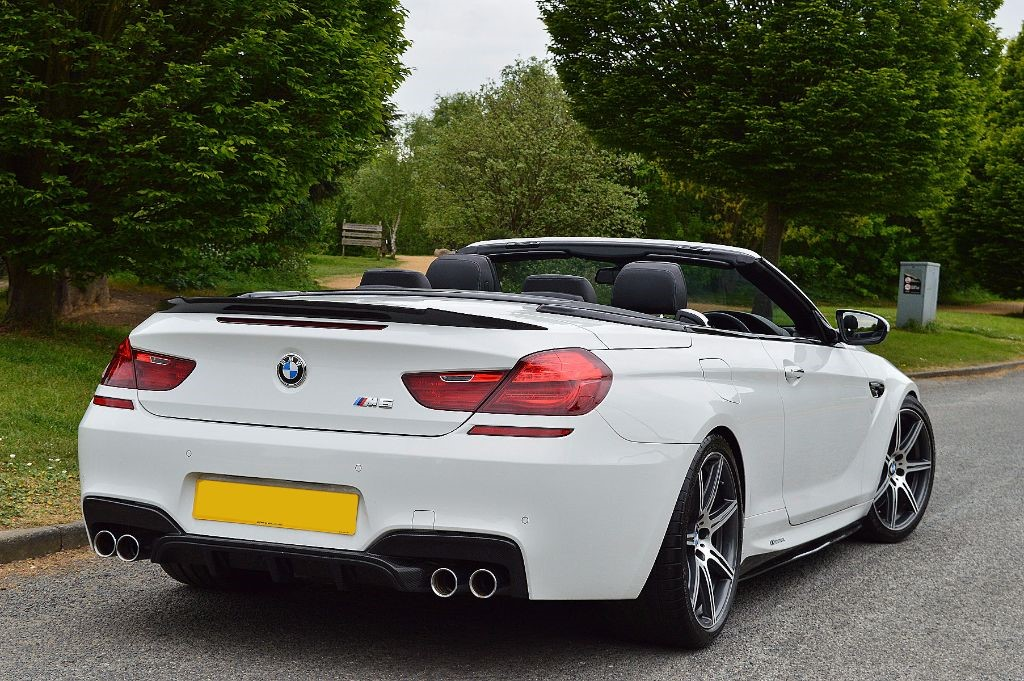used alpine white bmw m6 for sale essex. Black Bedroom Furniture Sets. Home Design Ideas