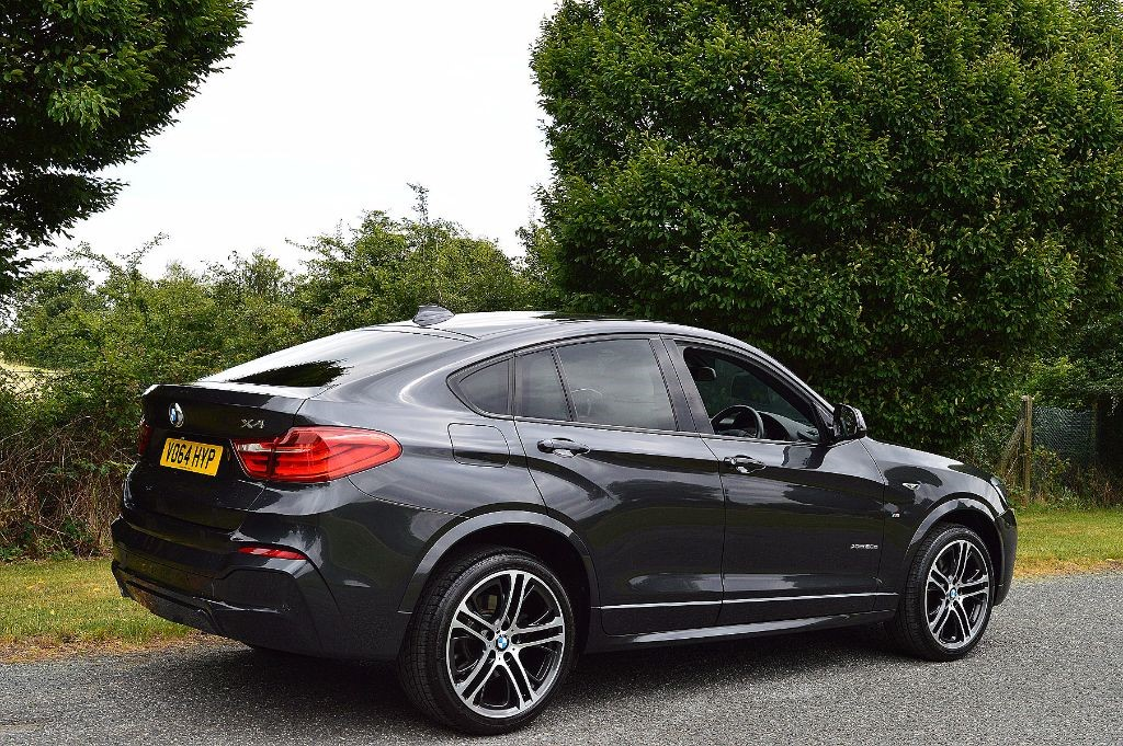 used sophisto grey bmw x4 for sale essex. Black Bedroom Furniture Sets. Home Design Ideas