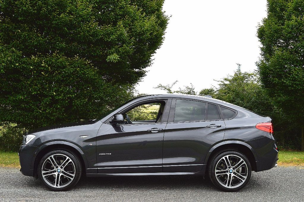 Used Sophisto Grey Bmw X4 For Sale Essex