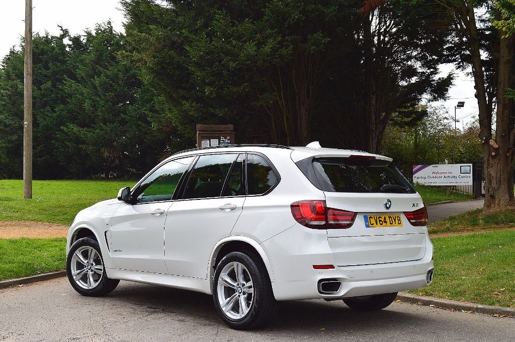 used mineral white bmw x5 for sale essex. Black Bedroom Furniture Sets. Home Design Ideas