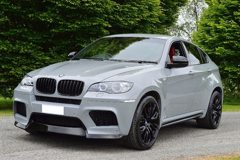 Used Nardo Grey Bmw X6 For Sale Essex