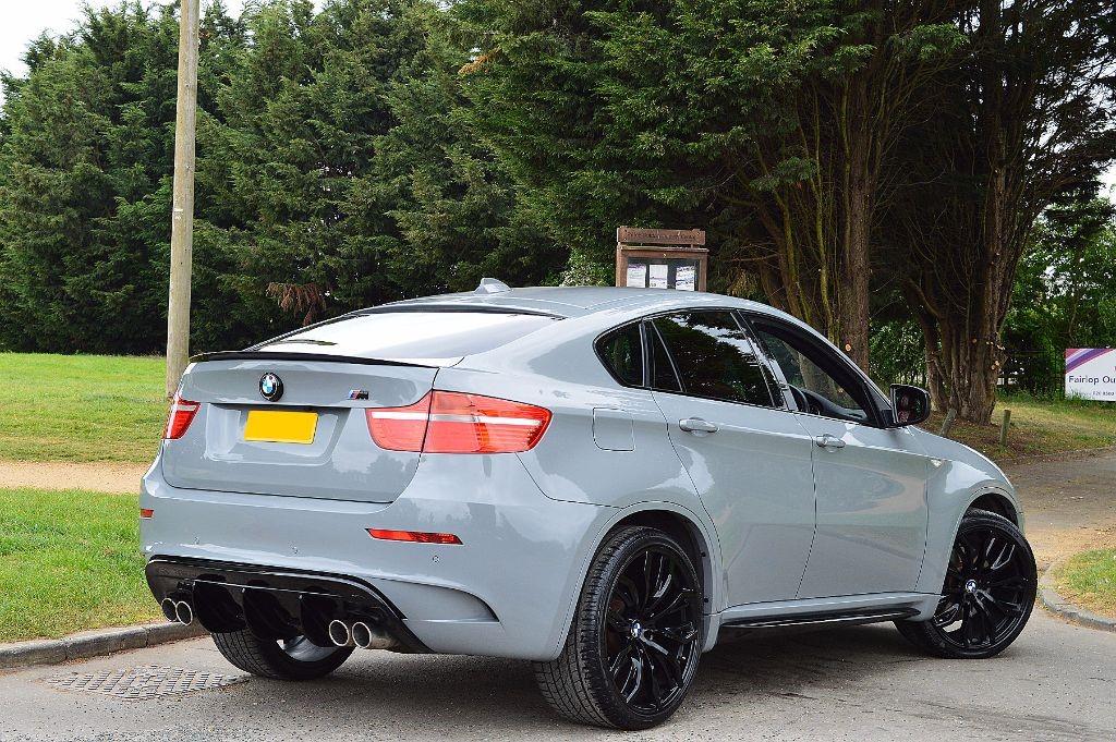 Used Nardo Grey Bmw X6 For Sale Essex