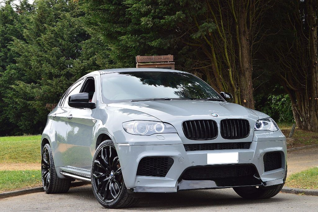 used nardo grey bmw x6 for sale essex. Black Bedroom Furniture Sets. Home Design Ideas