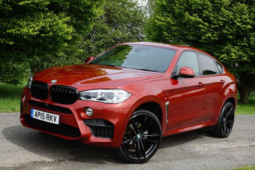 Used Flaminco Red Bmw X6 For Sale Essex