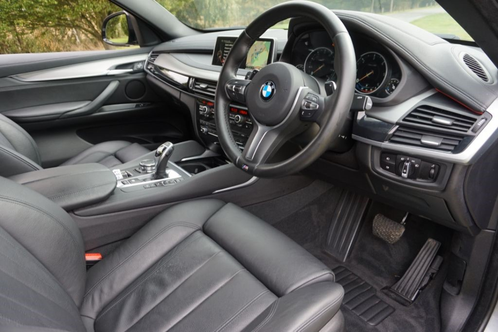 Used Space Grey Bmw X6 For Sale Essex