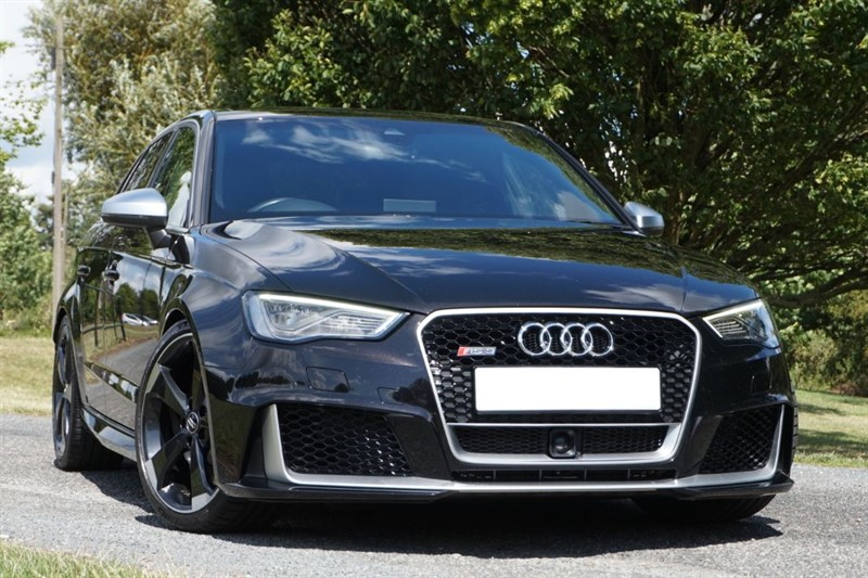 used Audi A3 RS3 SPORTBACK QUATTRO NAV ** ULTIMATE SPEC **  in essex