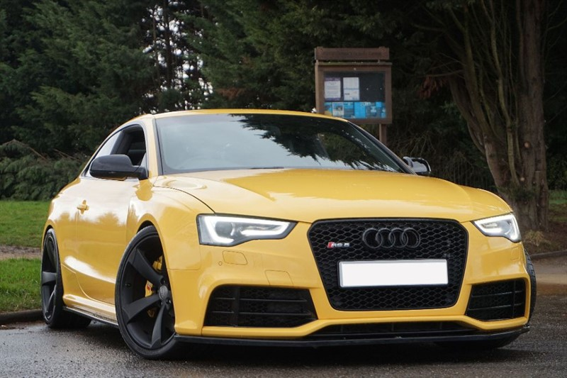 used Audi A5 RS5 FSI QUATTRO ** CUSTOM BODY STYLING ** PAN ROOF ** in essex