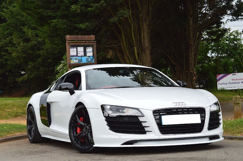 used Audi R8 V8 LIMITED EDITION ** ONE OF 100 BUILT **  ** CUSTOM STYLING ** in essex
