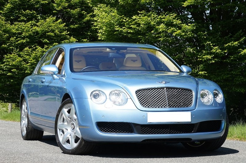 used Bentley Continental Flying Spur ** MULLINER DRIVING SPECIFICATION ** in essex