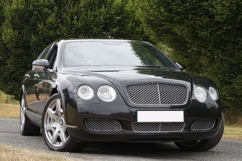 used Bentley Continental Flying Spur ** 20 MULLINER ALLOYS ** in essex