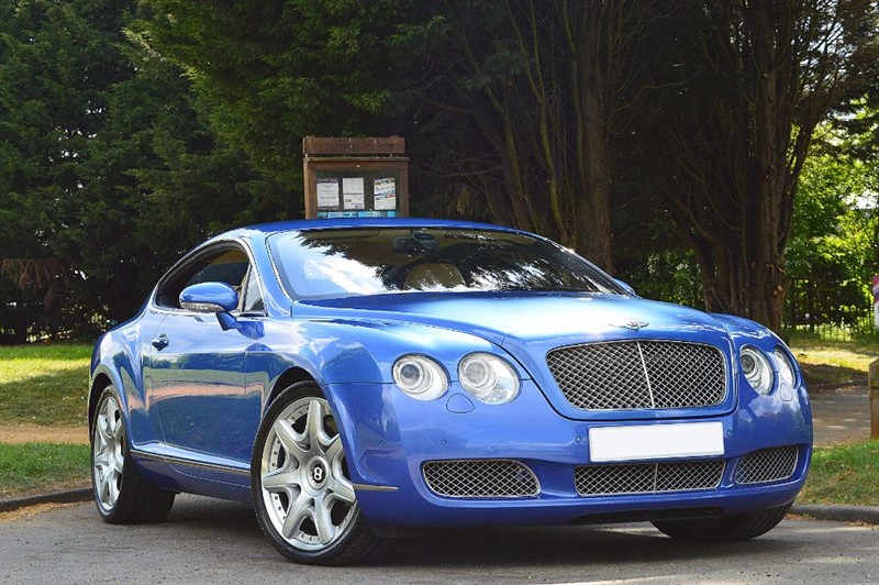 used Bentley Continental GT ** FULL BENTLEY SERVICE HISTORY ** in essex