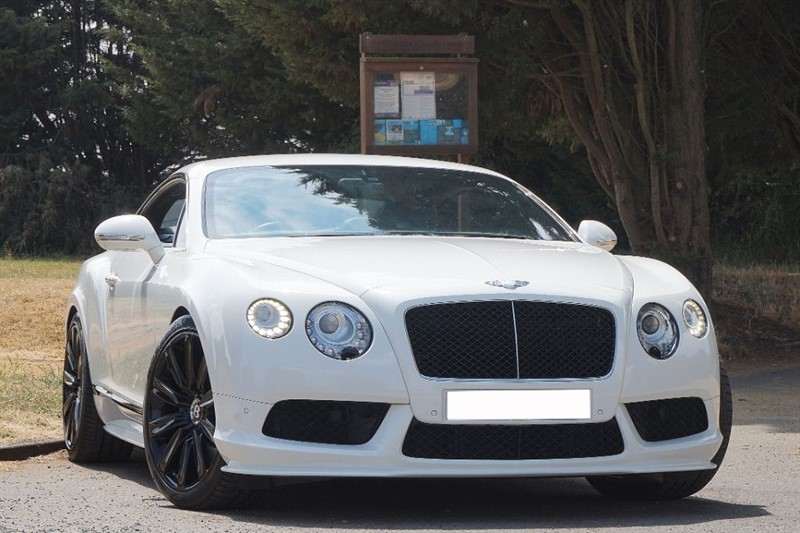 used Bentley Continental GT V8 ** SPEED BODY STYLING ** in essex