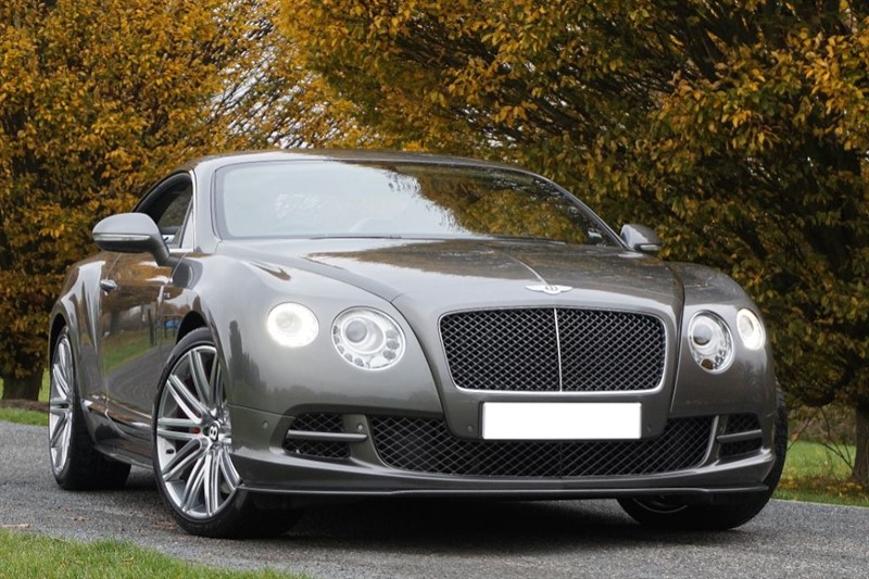 used Bentley Continental GT SPEED ** FACTORY MULLINER DRIVING BODY KIT **  in essex