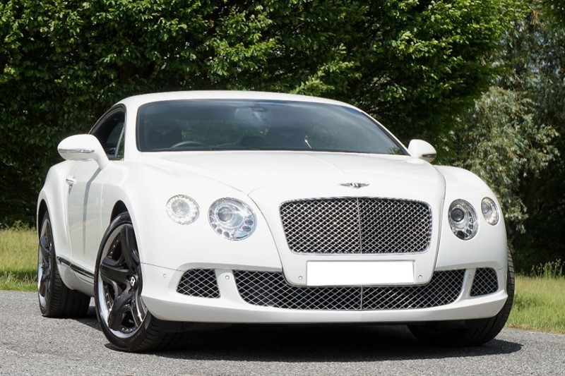 used Bentley Continental GT ** MULLINER DRIVING SPEC ** in essex