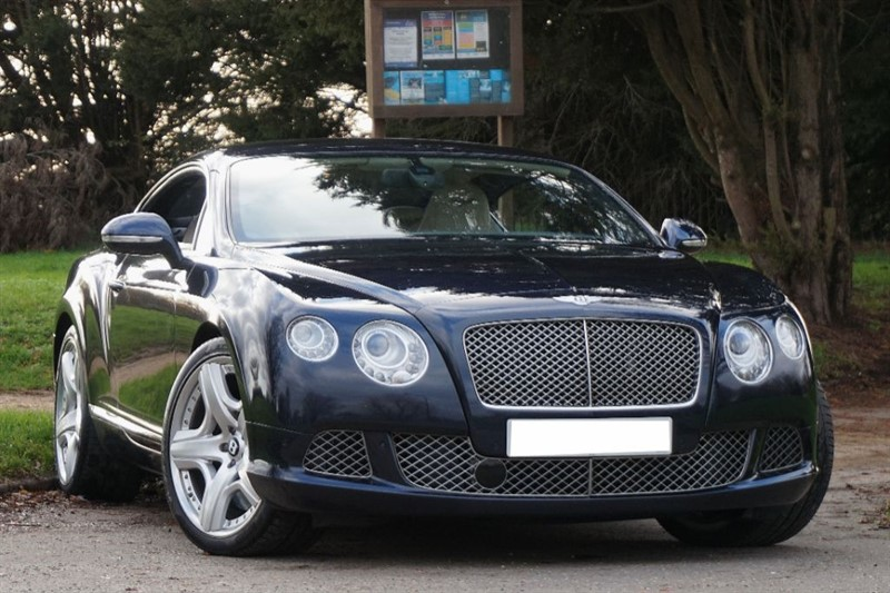 used Bentley Continental GT MULLINER DRIVING SPEC ** ONLY 1 PREVIOUS  OWNER ** in essex