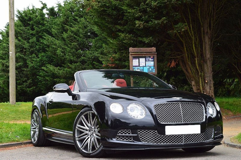 used Bentley Continental GTC ** OVER £15K SPEED CONVERSION ** ONLY 10K MILES ** in essex