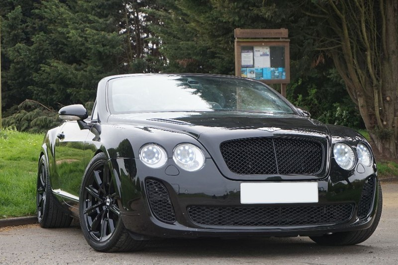 used Bentley Continental GTC ** SUPER SPORT CONVERSION ** in essex